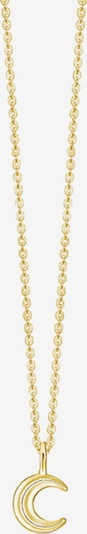 ID Fine Verižica 'Crescent Moon' | zlata barva, Prikaz izdelka
