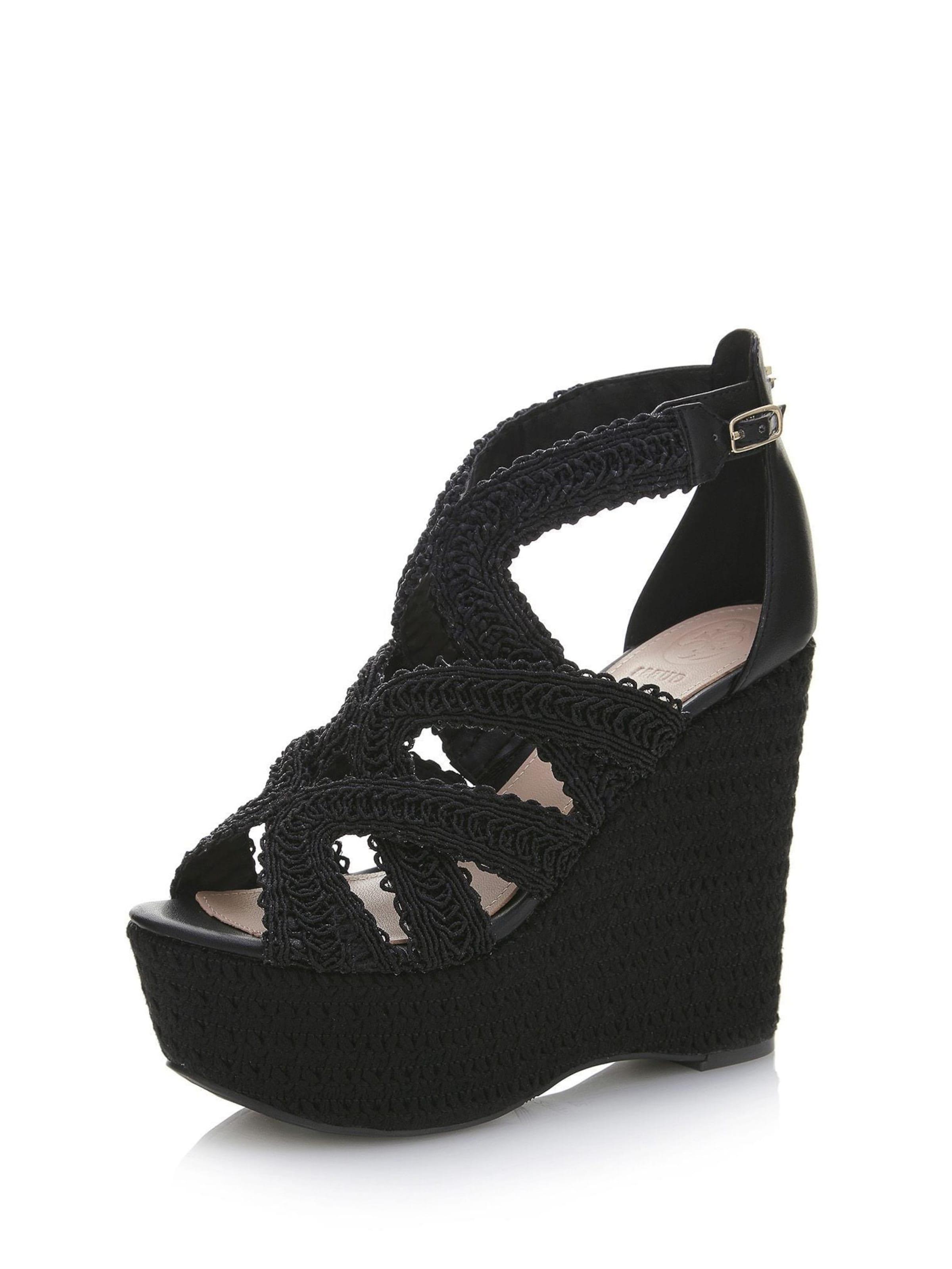 GUESS Wedges EDETTA Verschleißfeste billige Schuhe