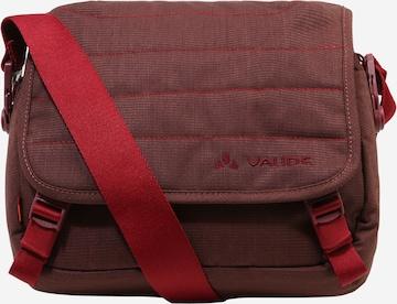 VAUDE Crossbody Bag 'AgaPET II' in Red
