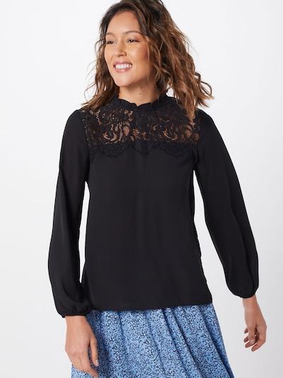 NEW LOOK Bluse 'LARISSA' in schwarz, Modelansicht