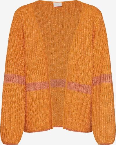 VILA Gebreid vest 'ANJULI' in de kleur Goudgeel, Productweergave