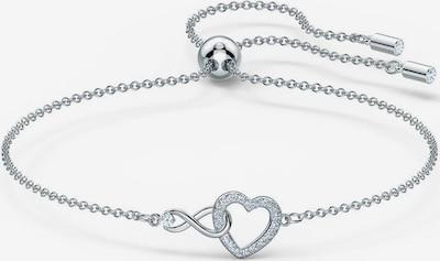Braccialetto 'Infinity' Swarovski di colore argento, Visualizzazione prodotti