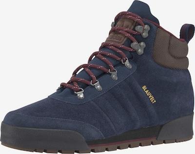 ADIDAS ORIGINALS Boots 'Jake' in navy / braun, Produktansicht