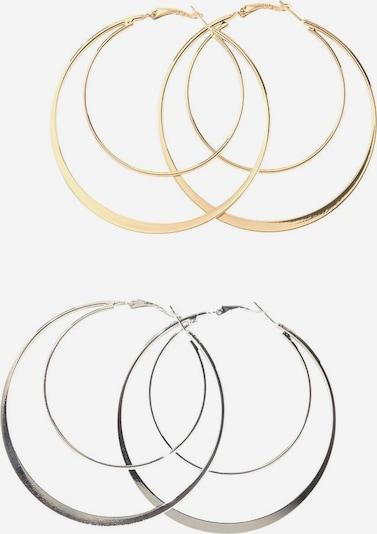 J. Jayz Creolen-Set in gold / silber, Produktansicht