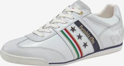 PANTOFOLA D'ORO Sneaker 'Imola Romagnia' in weiß: Frontalansicht