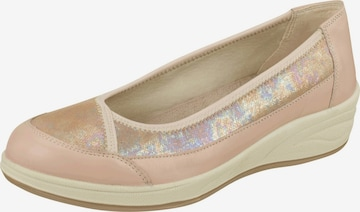 Lei by tessamino Ballet Flats 'Sarah' in Pink