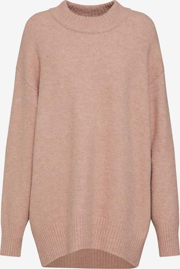 EDITED Strickpullover 'Luca' in pink, Produktansicht