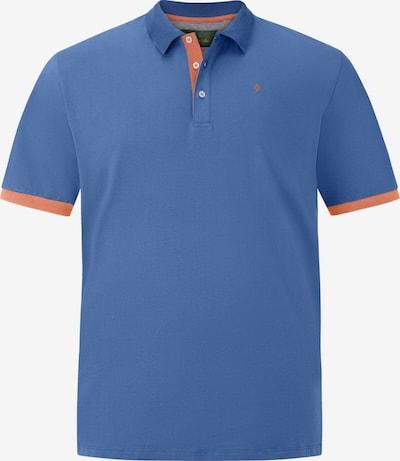 Charles Colby Poloshirt in himmelblau, Produktansicht