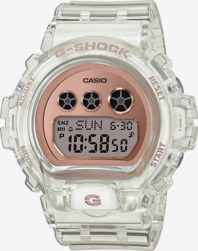 CASIO CASIO G-SHOCK Chronograph in transparent, Produktansicht