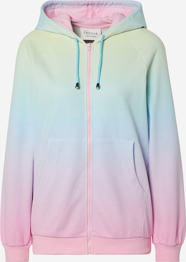 Cecilie Copenhagen Tepláková bunda 'Juliane' - zmiešané farby, Produkt