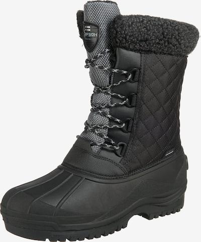 ICEPEAK Winterstiefel 'Askola MR' in schwarz, Produktansicht