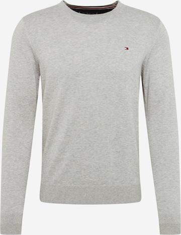 Pullover di TOMMY HILFIGER in grigio