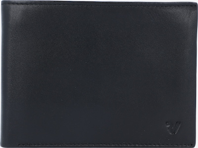 Roncato Portemonnee 'Pascal' in de kleur Zwart, Productweergave