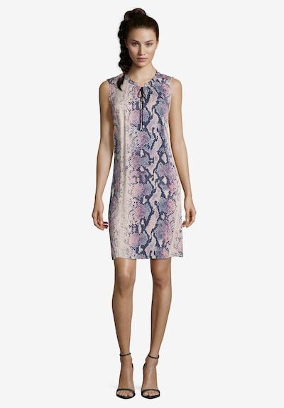 Betty & Co Sommerkleid in blau / rosa, Modelansicht