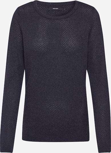 VERO MODA Pullover 'VMMINNIECARE' in dunkelgrau, Produktansicht