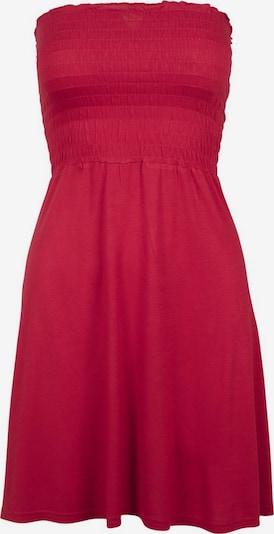 Urban Classics Robe d'été en rouge feu, Vue avec produit