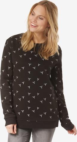 Lakeville Mountain Sweatshirt 'Luvua' in Black