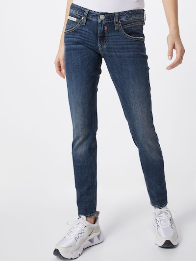 Herrlicher Jeans  Slim Fit 'Touch' in blue denim, Modelansicht