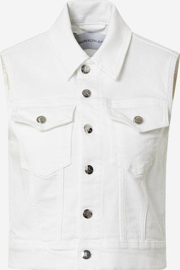 Calvin Klein Jeans Vesta - bílá, Produkt