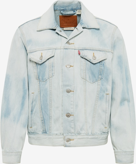 LEVI'S Jacke 'THE VIRGIL TRUCKER' in blue denim, Produktansicht