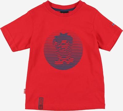 TROLLKIDS Koszulka w kolorze niebieski / czerwonym, Podgląd produktu
