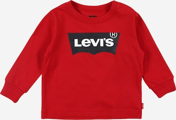 LEVI'S Shirt 'BATWING' in Red