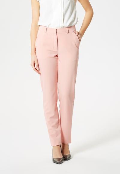 Usha Pantalon en rose pastel: Vue de face