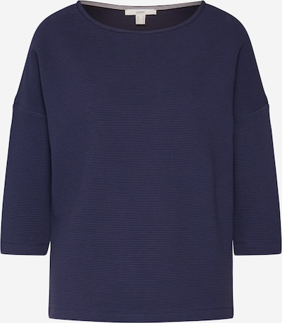 ESPRIT Sweatshirt 'OTTOMAN' in navy, Produktansicht