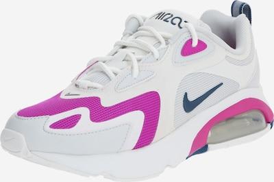 Nike Sportswear Sneaker 'Nike Air Max 200' in petrol / magenta / dunkelpink / weiß, Produktansicht