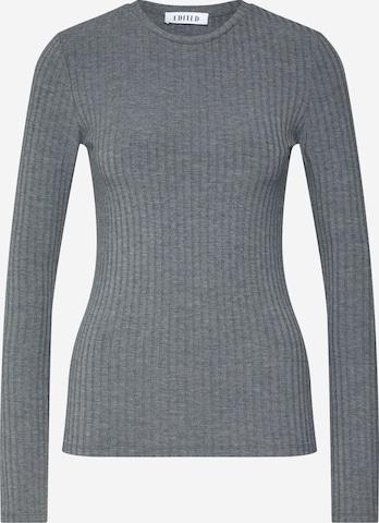 EDITED Shirt 'Ginger' in Grey