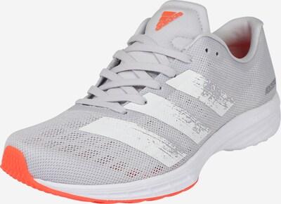 ADIDAS PERFORMANCE Laufschuhe in grau / weiß, Produktansicht
