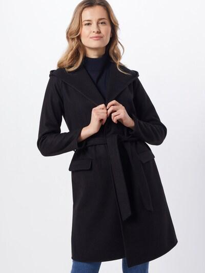 fekete JACQUELINE de YONG Átmeneti kabátok 'JDYOVIDA ', Modell nézet