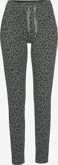 BUFFALO Jogginghose in khaki / schwarz, Produktansicht