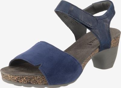 THINK! Sandale 'Traudi' in dunkelblau, Produktansicht