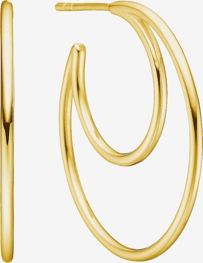 ID Fine Náušnice 'Sphere' - zlatá, Produkt