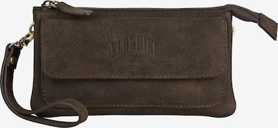 KLONDIKE 1896 Umhängetasche 'Lara' in braun, Produktansicht