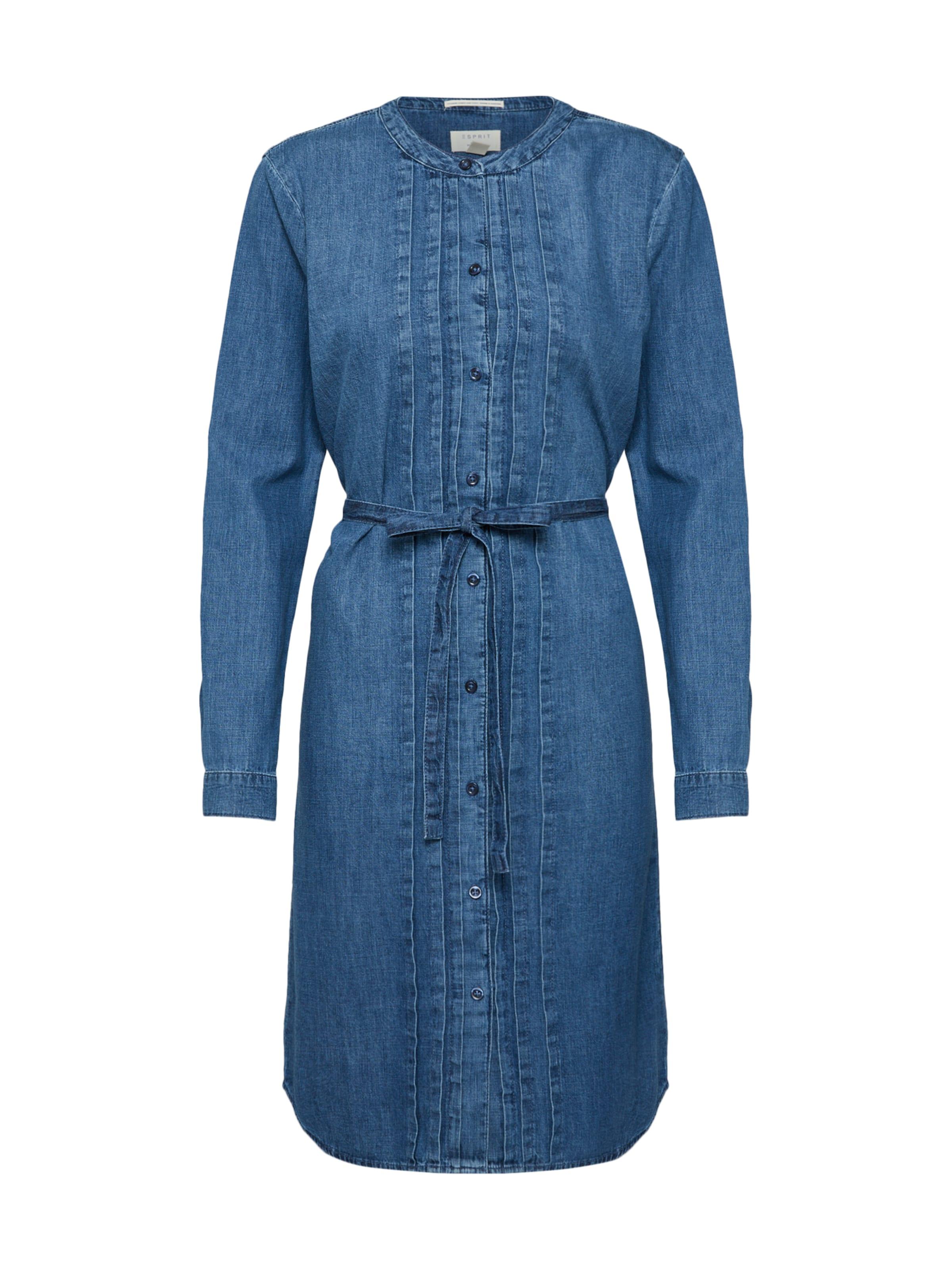 Denim Robe Esprit Esprit En Bleu 45R3jAL
