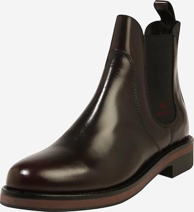 GANT Chelsea Boots 'Maliin' in bordeaux, Produktansicht