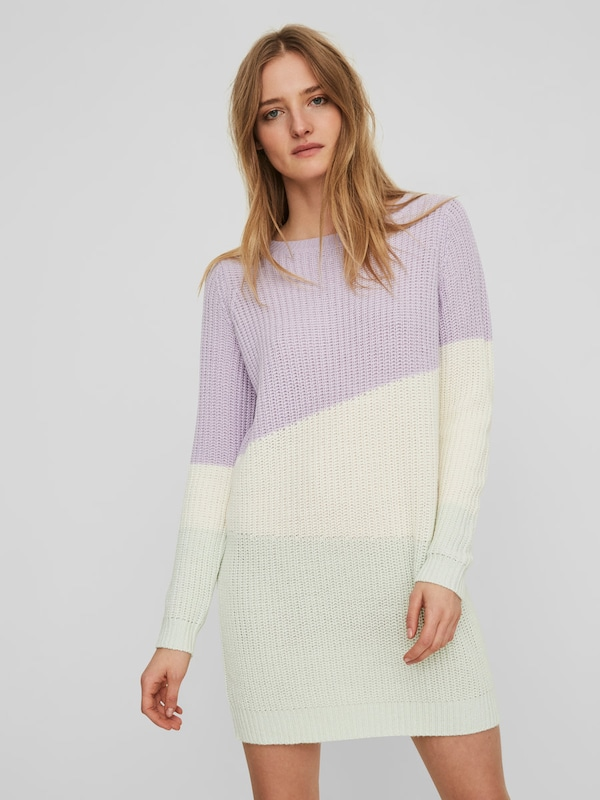 Noisy may Langer Strickpullover