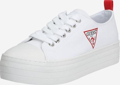 GUESS Sneaker in weiß, Produktansicht