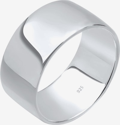 ELLI Δαχτυλίδι 'Bandring' σε ασημί, Άποψη προϊόντος