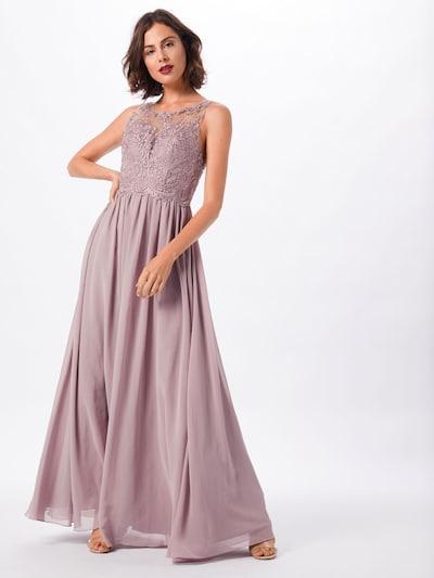 Vakarinė suknelė iš Laona , spalva - alyvinė spalva: Vaizdas iš priekio