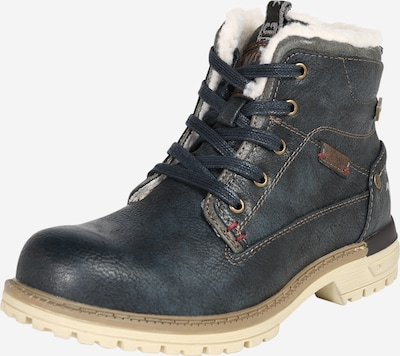 MUSTANG Boots in navy, Produktansicht