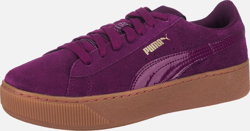 PUMA |  Vikky  Sneakers Platform Sneakers  980701