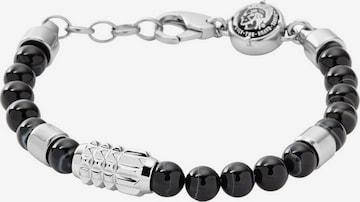 DIESEL Bracelet in Silver