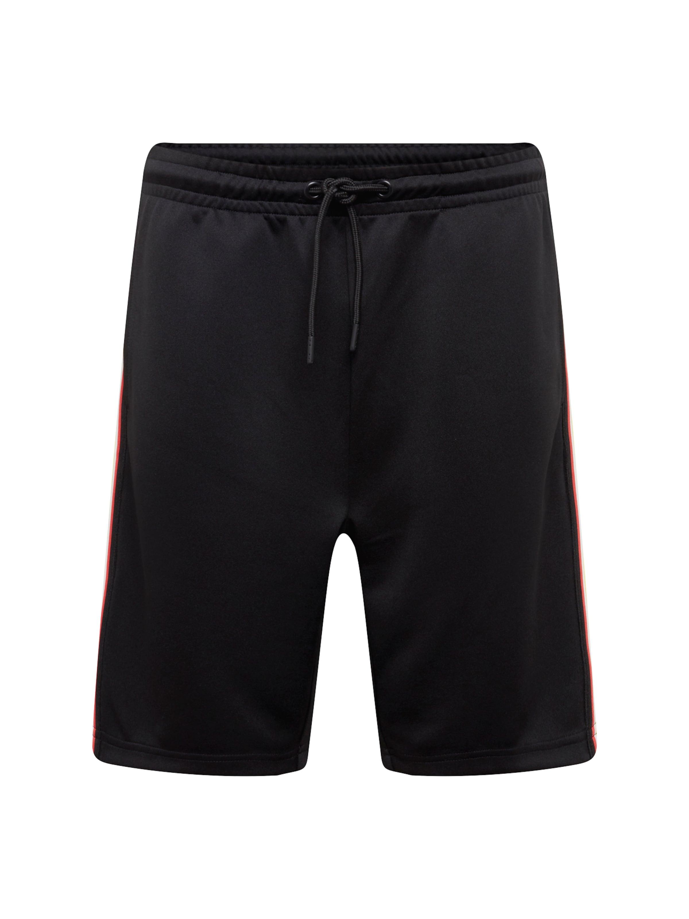 Pantalon Classics Shorts' Urban Track 'side En Taped Noir x5H7wU