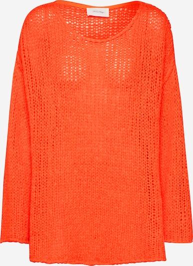 AMERICAN VINTAGE Trui 'PIUROAD' in de kleur Sinaasappel, Productweergave