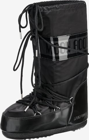 MOON BOOT Stiefel 'Glance' in Schwarz