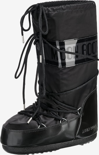 MOON BOOT 'Glance' Stiefel in schwarz, Produktansicht