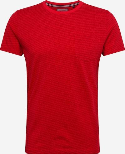 Petrol Industries Shirt in de kleur Vuurrood, Productweergave